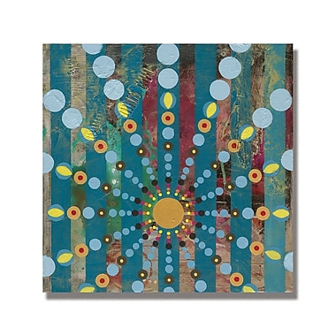 Trademark Fine Art Alexandra Rey 'The Infallibility of Instinct II' Canvas Art 35x35 Inches