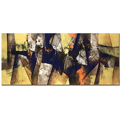 Trademark Fine Art Abstract IX by Lopez Ready to Hang Art