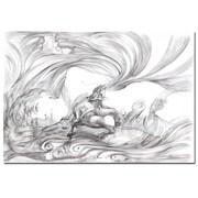 Trademark Fine Art Osay 'Dream' Canvas Art