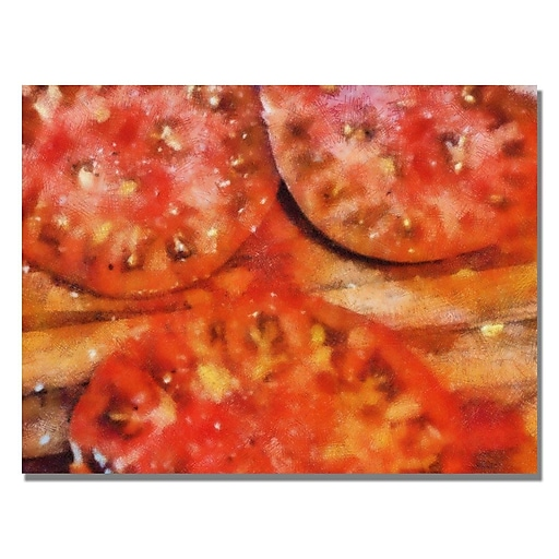 Trademark Fine Art Michelle Calkins 'Heirlooms' Canvas Art 22x32 Inches
