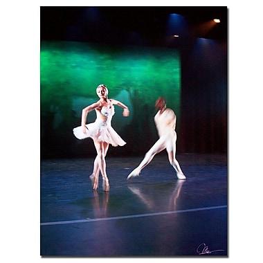 Trademark Fine Art Dancers III by Martha Guerra-Canvas Art