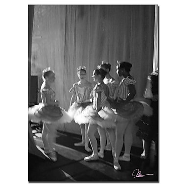 Trademark Fine Art Martha Guerra 'Abstract I' Canvas Art
