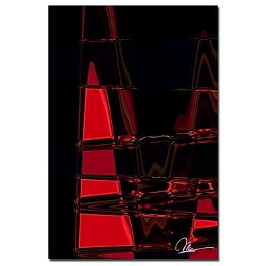 Trademark Fine Art Martha Guerra 'Abstract IV' Canvas Art