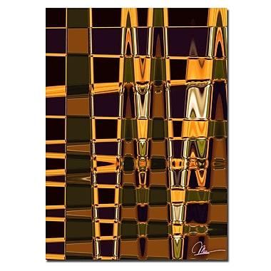 Trademark Fine Art Martha Guerra 'Abstract V' Canvas Art