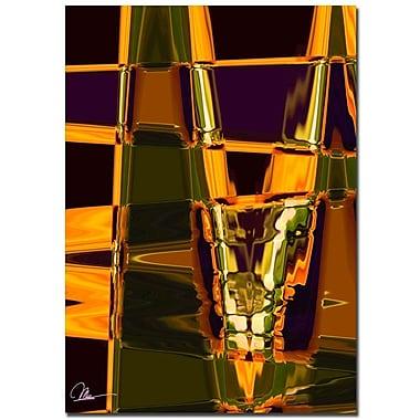 Trademark Fine Art Martha Guerra 'Abstract VI' Canvas Art