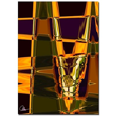 Trademark Fine Art Martha Guerra 'Abstract VI' Canvas Art