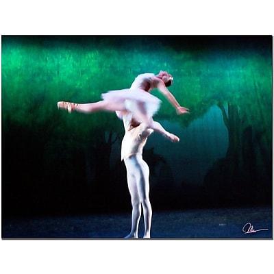 Trademark Fine Art Dancers II by Martha Guerra-Canvas Art Ready to Hang
