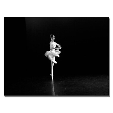 Trademark Fine Art Martha Guerra 'Ballerina II' Canvas Art 22x32 Inches
