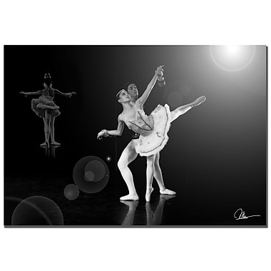 Trademark Fine Art Martha Guerra 'Dancers II' Canvas Art, MG050-C2232GG