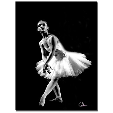 Trademark Fine Art Martha Guerra 'Ballerina III' Canvas Art