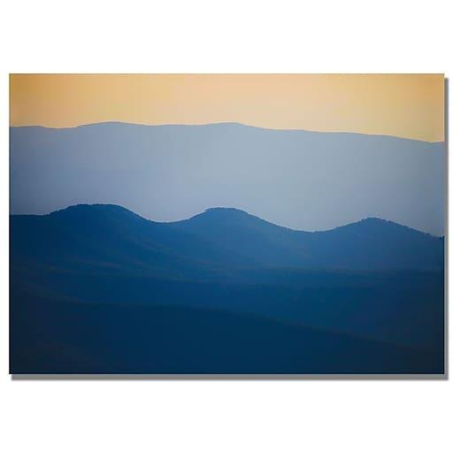 Trademark Fine Art MCat 'Good Tidings' Canvas Art