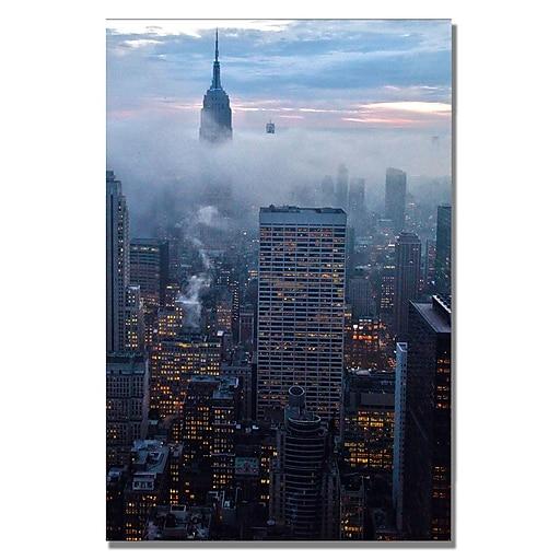 Trademark Fine Art CATeyes 'American Spirit' Canvas Art 30x47 Inches