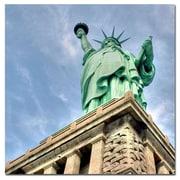 Trademark Fine Art CATeyes 'Liberty' Canvas Art