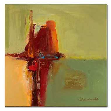 Trademark Fine Art Pat Saunders-White 'Sea Fire' Canvas Art