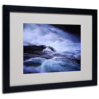 Trademark Fine Art Philippe Sainte-Laudy 'Distractions' Matted Art Black Frame 16x20 Inches