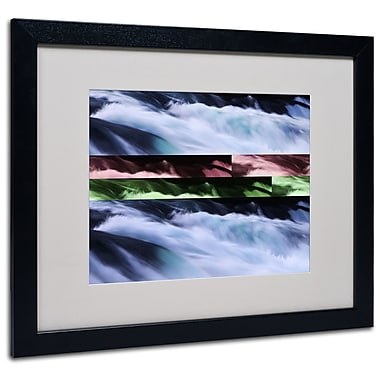 Trademark Fine Art Philippe Sainte-Laudy 'Polaris' Matted Art Black Frame 16x20 Inches