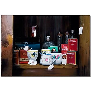 Trademark Fine Art Roderick Stevens 'Antique Store III' Canvas Art