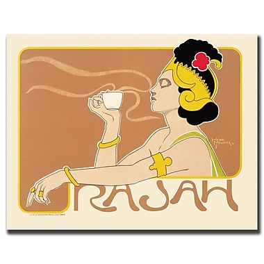 Trademark Fine Art Raja by Henri Meunier-Canvas Art
