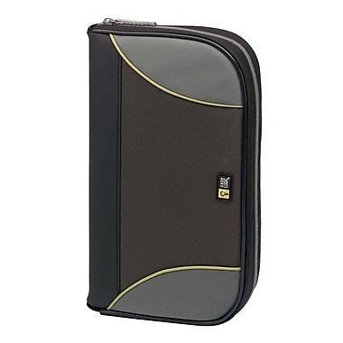 Case Logic® Nylon 72 CD Wallet, Black, Each