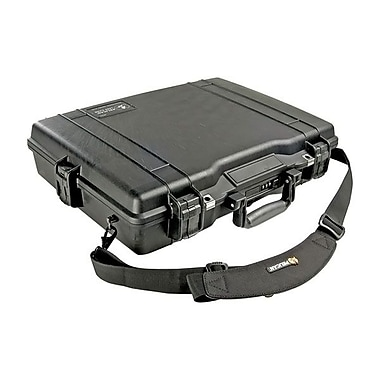 Pelican™ 1495 Deluxe Carrying Case With Foam, Black