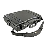 Pelican™ 1495 Deluxe Carrying Case With Foam, Black