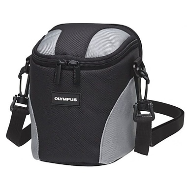 Olympus® 202309 Ultra Zoom Digital Camera Case, Gray (202309)
