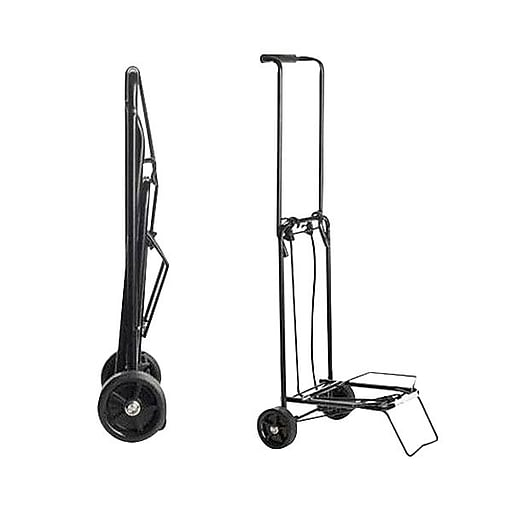 f16121a2833b Conair® Travel Smart® Black Steel Folding Multi-Use Cart (TS36FC)