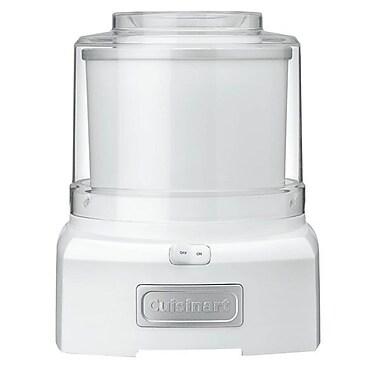 Conair® Cuisinart® ICE-21 Frozen Yogurt/Sorbet and Ice Cream Maker, 1.50 qt.