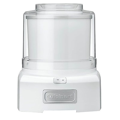 Conair® Cuisinart® ICE-21 Frozen Yogurt/Sorbet and Ice Cream Maker, 1.50 qt.