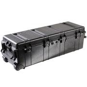 Pelican™ 1740 Long Transport Case With 6-Piece Foam Set, Black