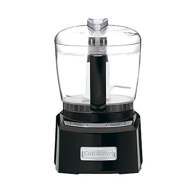 Conair® Cuisinart® Elite Collection™ 4 Cup 2 Speed Chopper/Grinder, Black