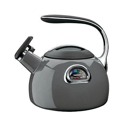 Conair® Cuisinart® PerfecTemp® 3 qt. Teakettle, Graphite Gray