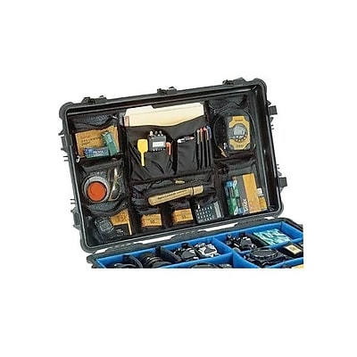 Pelican™ 1659 Photo/Lid Organizer, Black