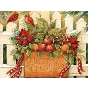 LANG® Merry Christmas Welcome Boxed Christmas Cards