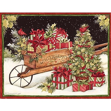LANG® Christmas Delivery Boxed Christmas Cards