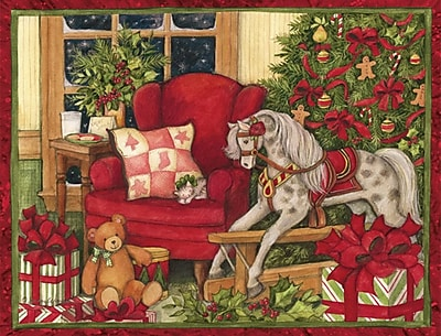 LANG® Christmas Morning Boxed Christmas Cards