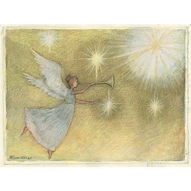 LANG® Artisan Golden Angel Classic Christmas Cards
