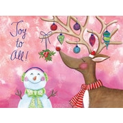LANG® Artisan Joy To All Classic Christmas Cards