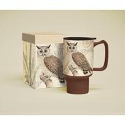LANG® Owl Sanctuary 18 oz. Travel Mug