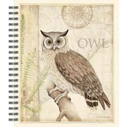 "LANG® Owl Sanctuary Spiral Bound Sketchbook, 11"" x 9"""
