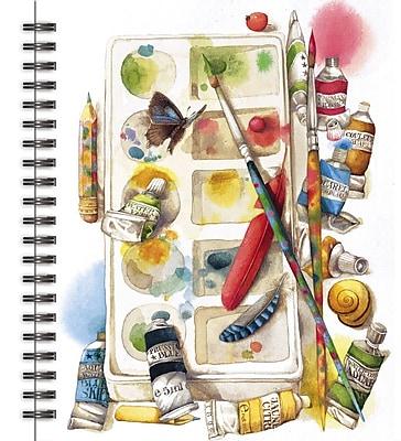 LANG® Painterly Spiral Bound Sketchbook, 11