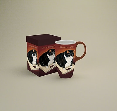 LANG® Stretch Kelly 19 oz. Latte Mug