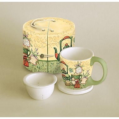 LANG® Tea Time 11 oz. Tea Mug Set