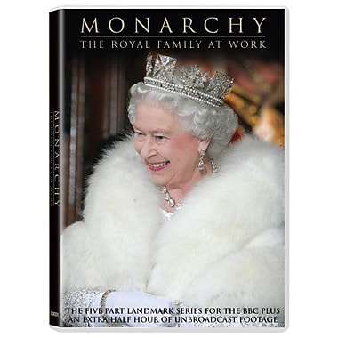 Monarchy: The Royal Family at Work (DVD)