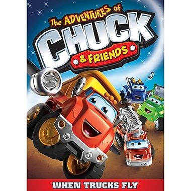 Adventures Of Chuck And Friends - When Trucks Fly (DVD)