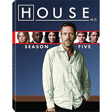 House: Season 5 (DVD)