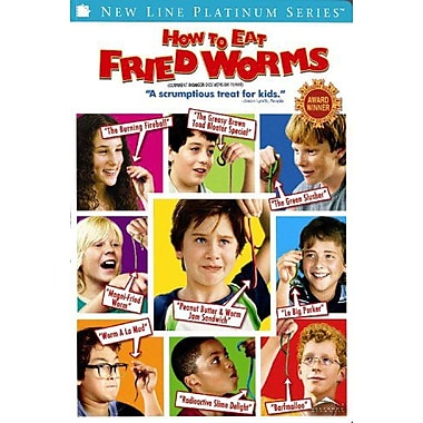 How to Eat Fried Worms (DVD)