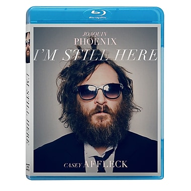 I'm Still Here (BLU-RAY DISC)