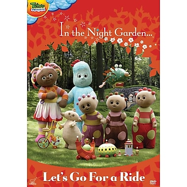 In The Night Garden: Let's Go For A Ride (new version) (DVD)