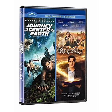 Inkheart/Journey to the Centre of the Earth (DVD)